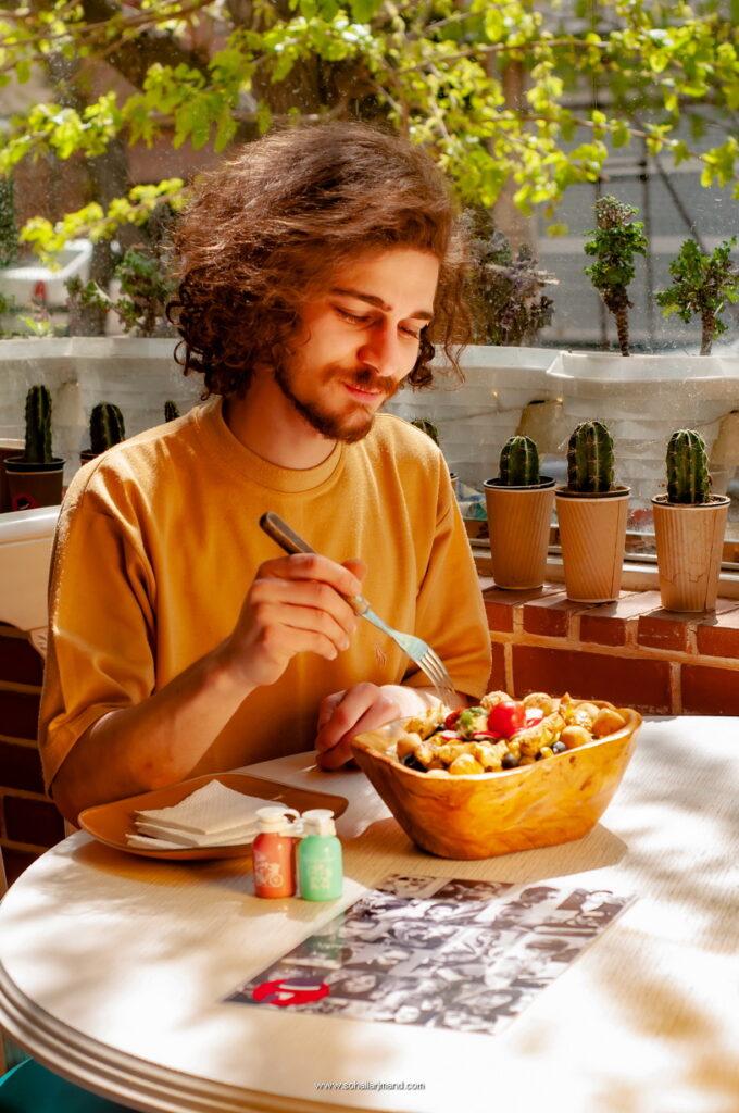 عکاسی از غذا،رستوران و کافی شاپ